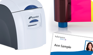 ID Card Printers & Consumables